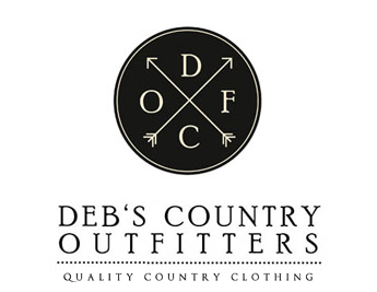 Deb's Country Outfitters Logo